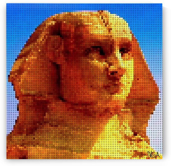 SPHINX Re Imagined -  by Neil Gairn Adams  by Neil Gairn Adams
