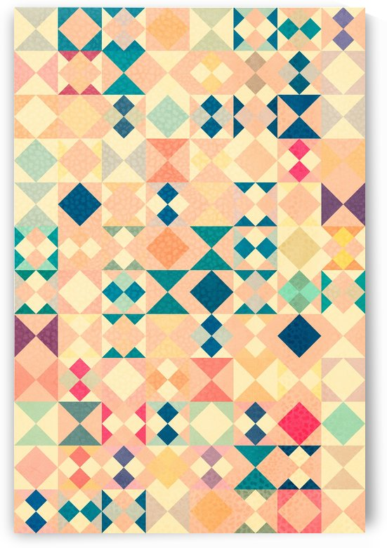 VIVID PATTERN IV by Art Design Works
