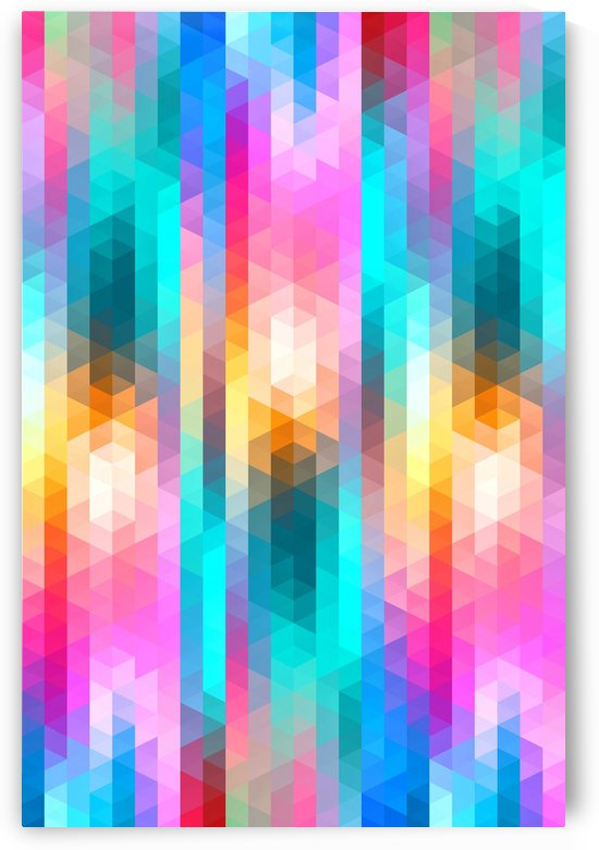 VIVID PATTERN V by Art Design Works
