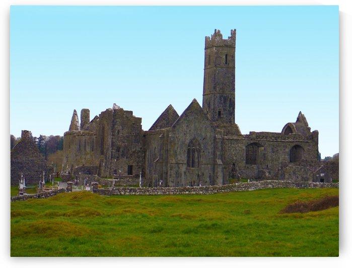 Irish Castle by Senthia Sanders