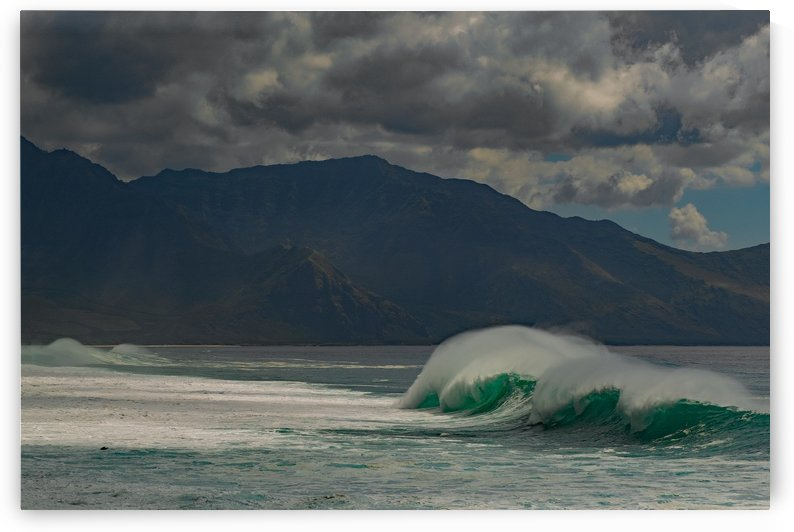 mountains and surf v2 by Asia Visions Photography