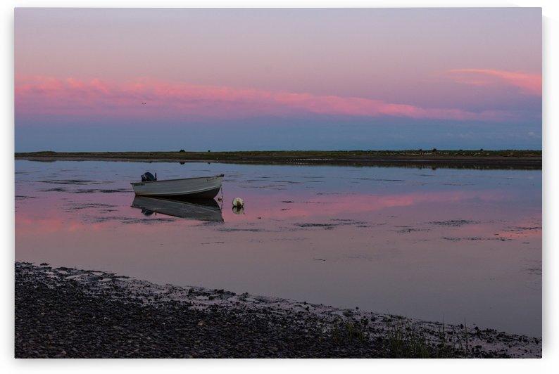 Une soire tranquille dans La Baie-des-Chaleurs by Adrien Cote photographe
