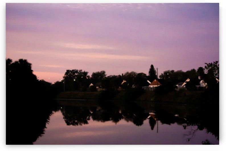 Stream Reflections by Skye