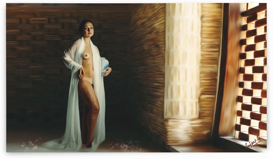 Graceful Woman by Sujay Govindaraj