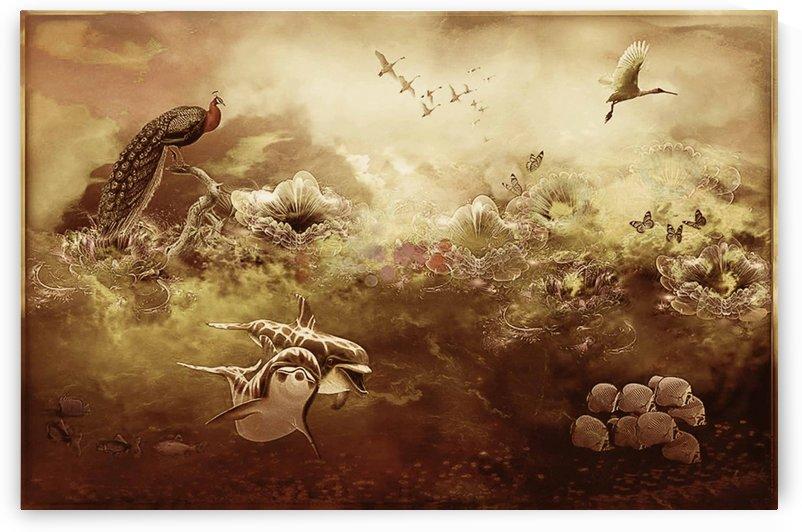 beautiful world 6 by khaled Aljaber