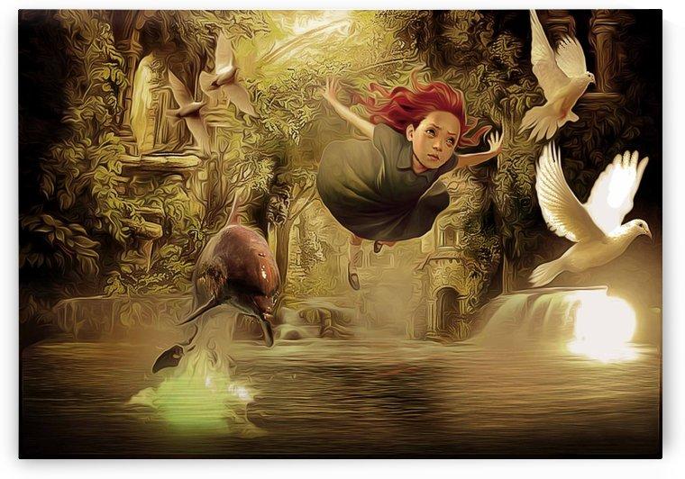 fly away 1 by khaled Aljaber