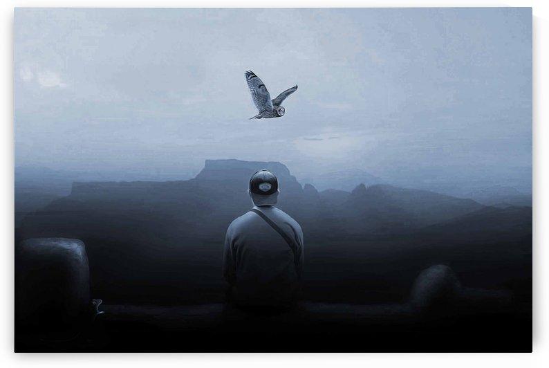 happy and sad by khaled Aljaber