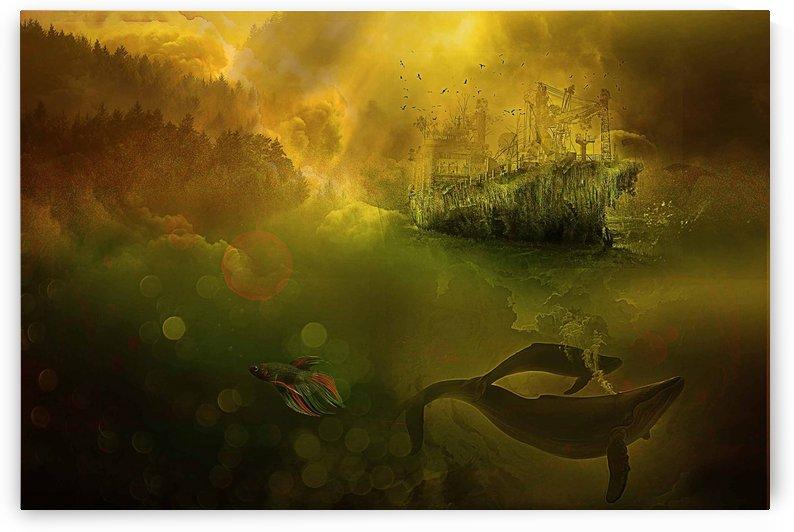 deep sea by khaled Aljaber