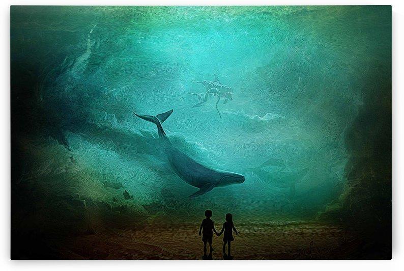 Child dream  by khaled Aljaber