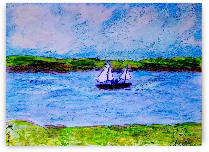Sailin the Wind by djjf