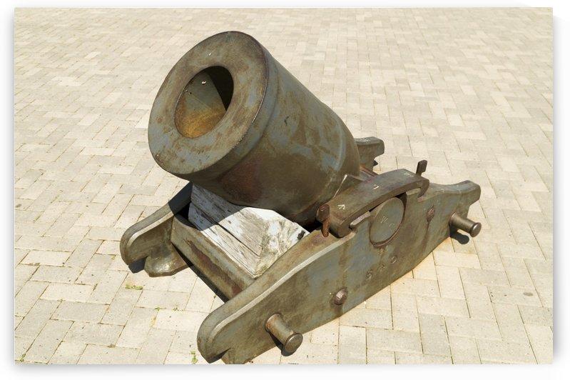 17th Century Mortar by Bob Corson