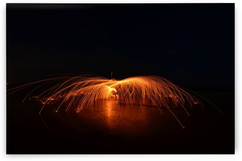 Steel wool  by Frederick Missel