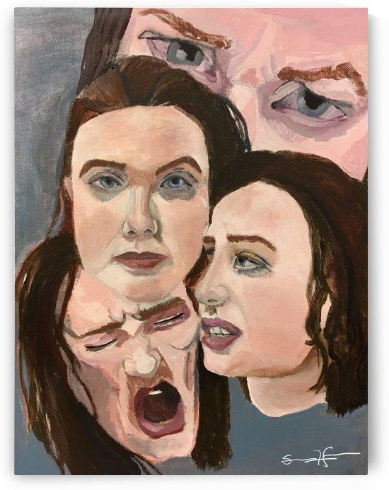 Familiar Faces by Sarrison