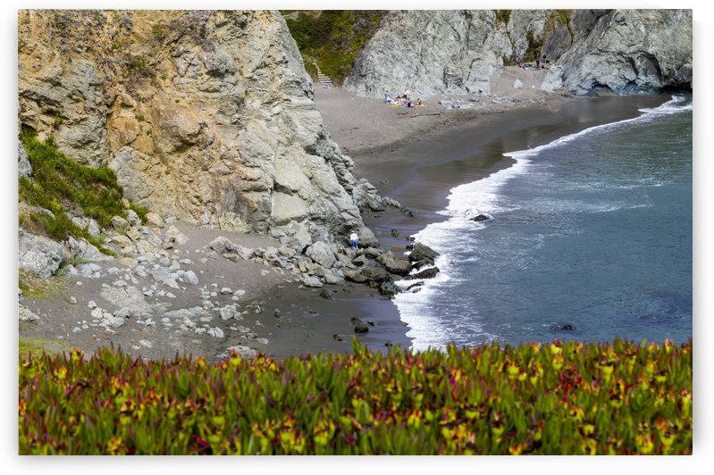 Bodega Bay 2 by Bob Corson