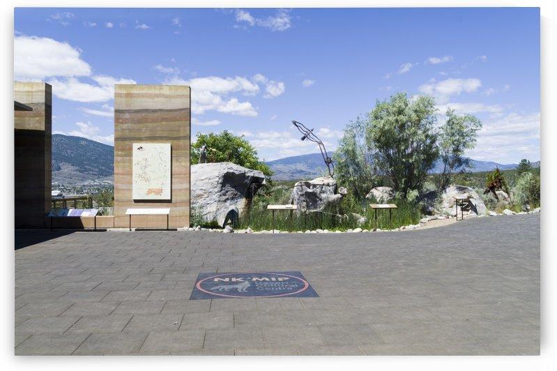 NkMip Desert Cultural Center 3 by Bob Corson