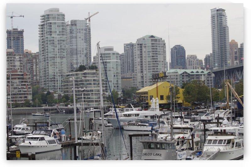 Vancouver  18 by Bob Corson