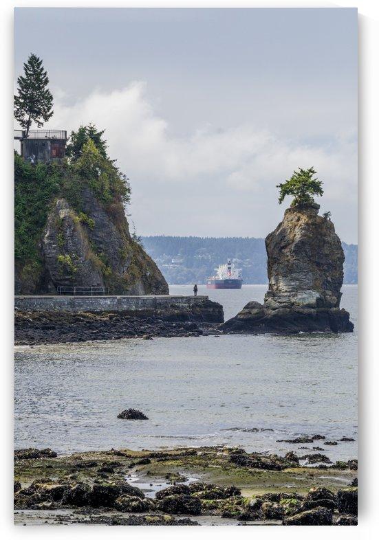 Siwash Rock 3 by Bob Corson