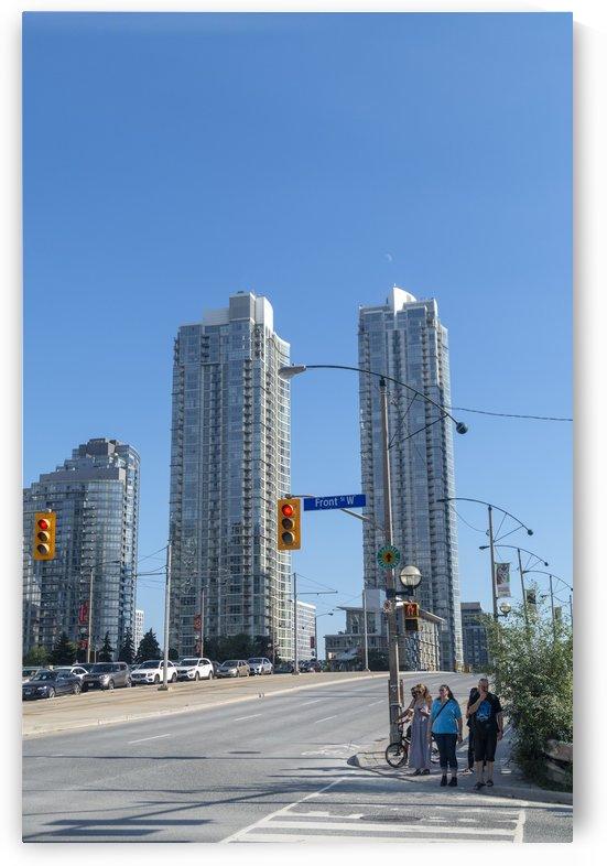 Toronto Skyline 3 by Bob Corson
