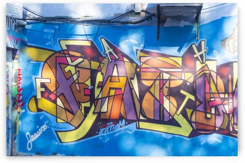 Torontos Graffiti Alley  31 by Bob Corson