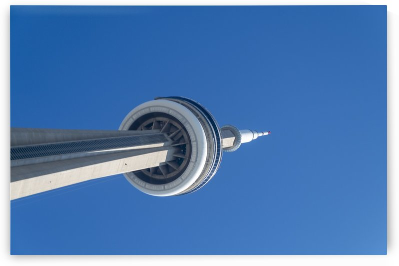 CN Tower 3 by Bob Corson