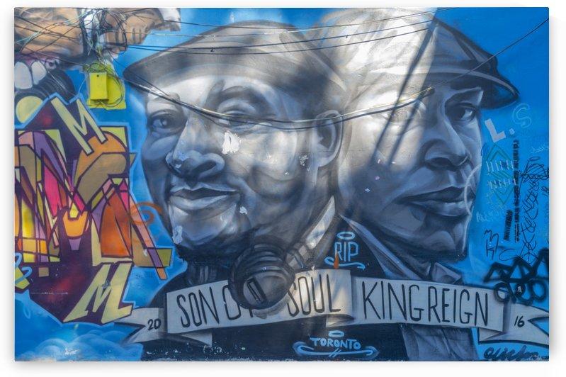 Torontos Graffiti Alley  30 by Bob Corson