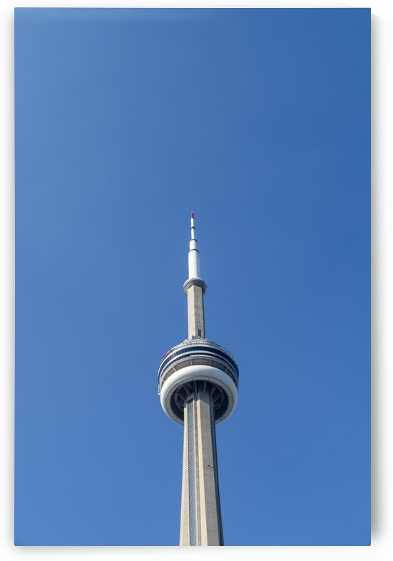CN Tower by Bob Corson