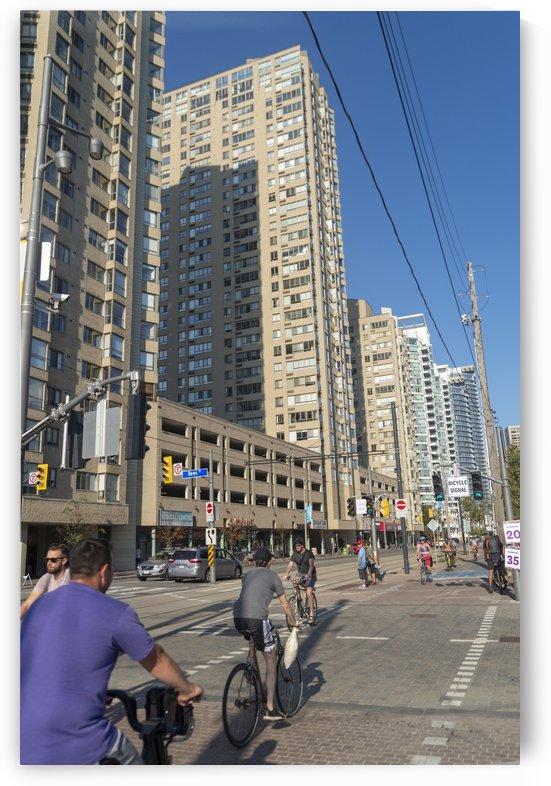 Toronto Skyline 6 by Bob Corson