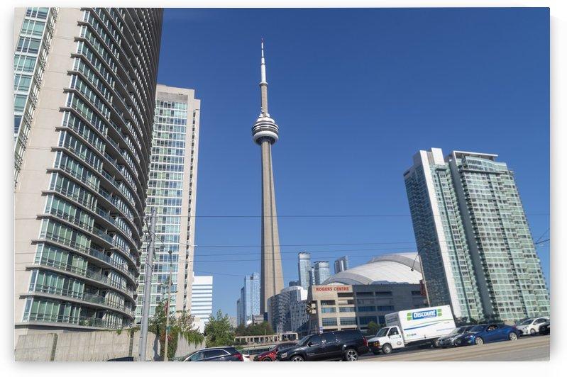 Toronto Skyline 4 by Bob Corson
