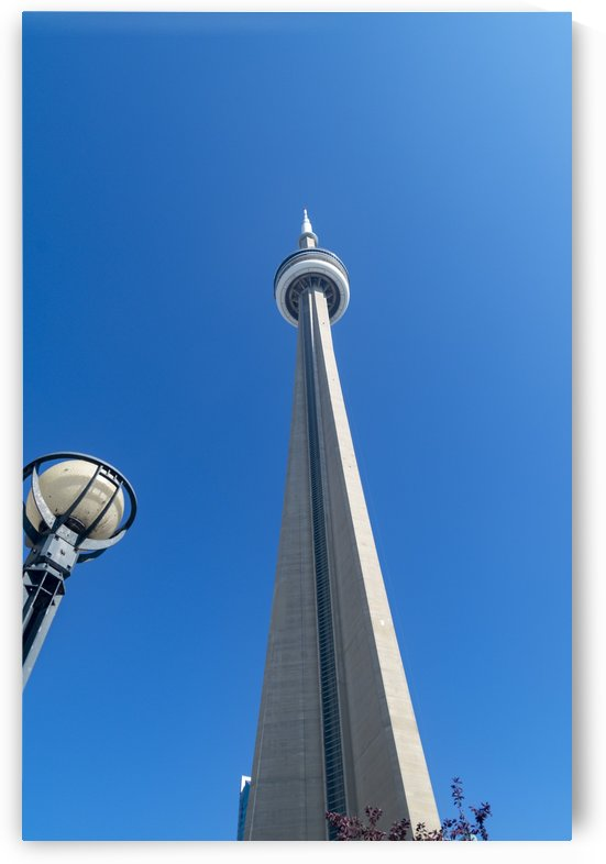 CN Tower 2 by Bob Corson