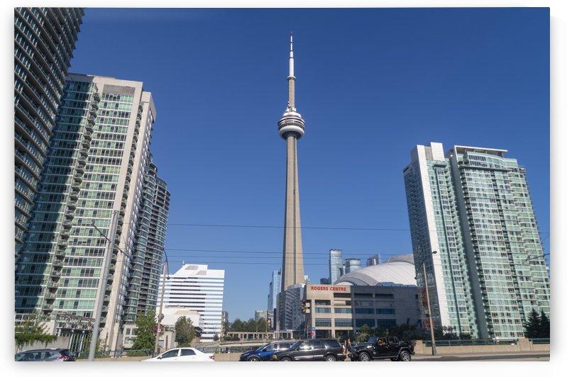 Toronto Skyline 5 by Bob Corson