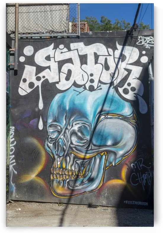 Torontos Graffiti Alley  20 by Bob Corson