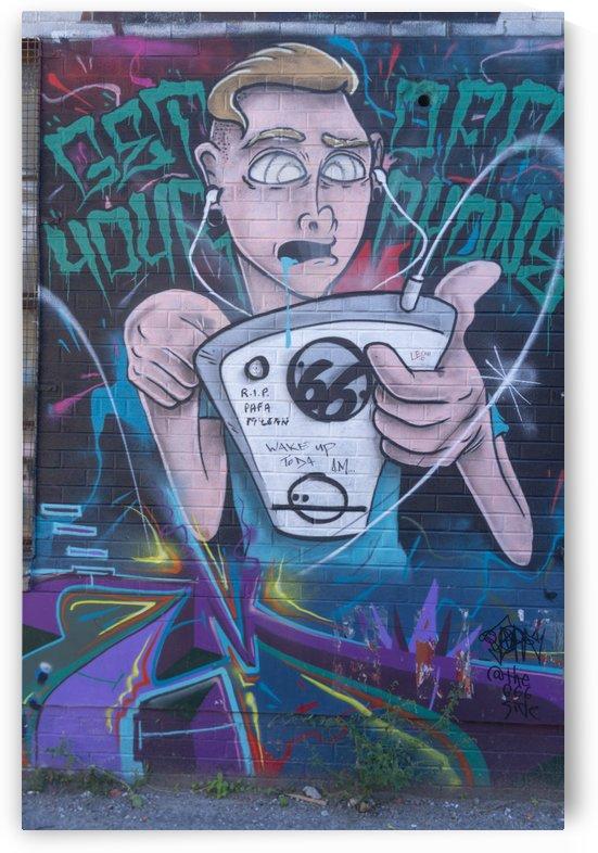 Torontos Graffiti Alley  25 by Bob Corson