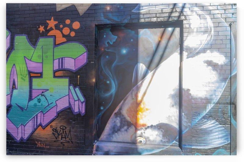 Torontos Graffiti Alley  43 by Bob Corson