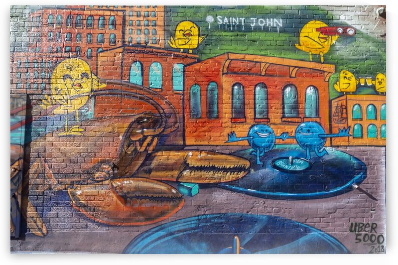 Torontos Graffiti Alley  39 by Bob Corson