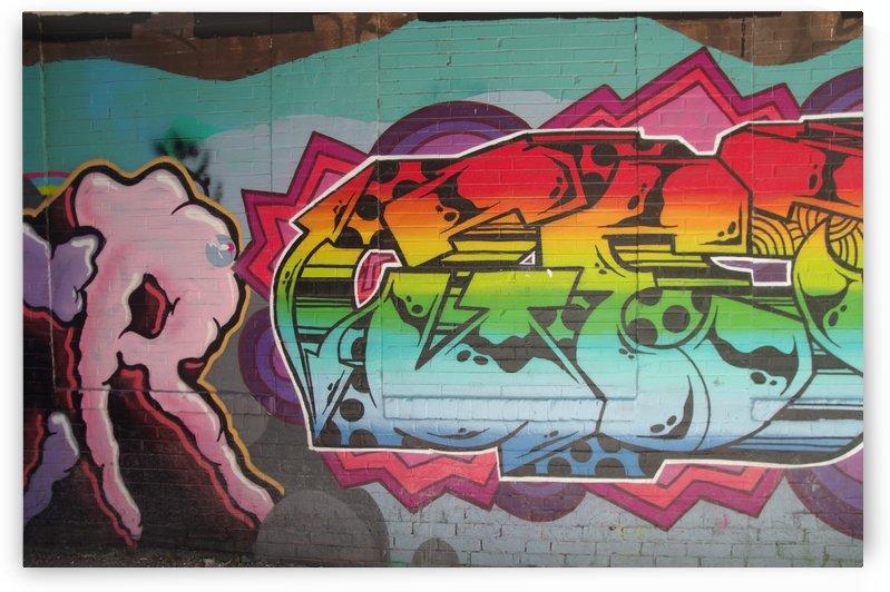 Torontos Graffiti Alley  52 by Bob Corson