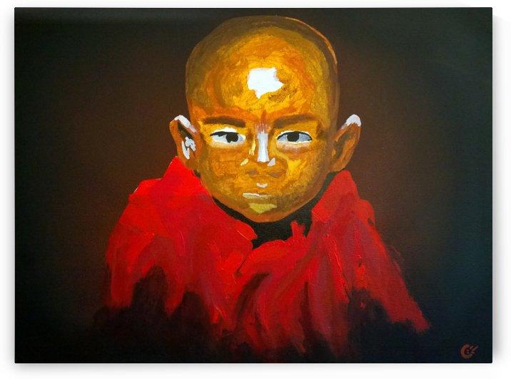 Baby Buddha 565 by Manny Berrios