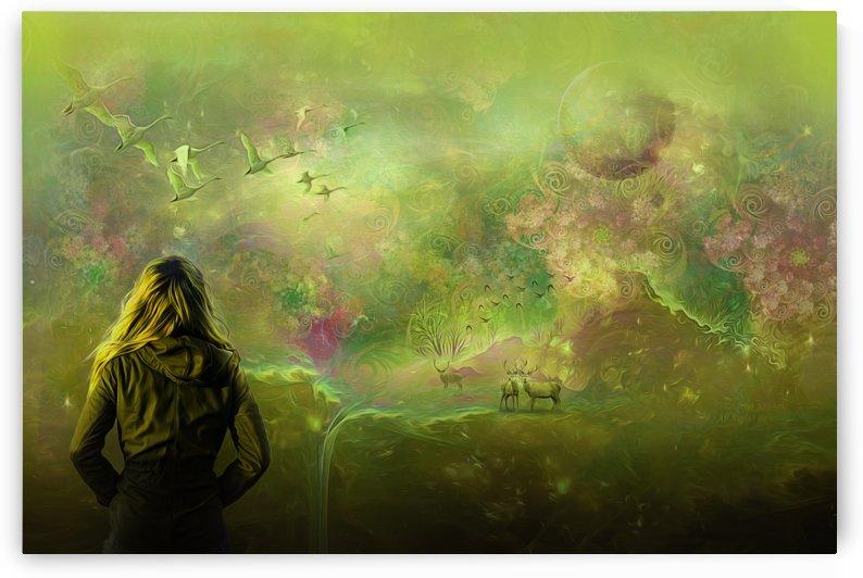 My world  by khaled Aljaber