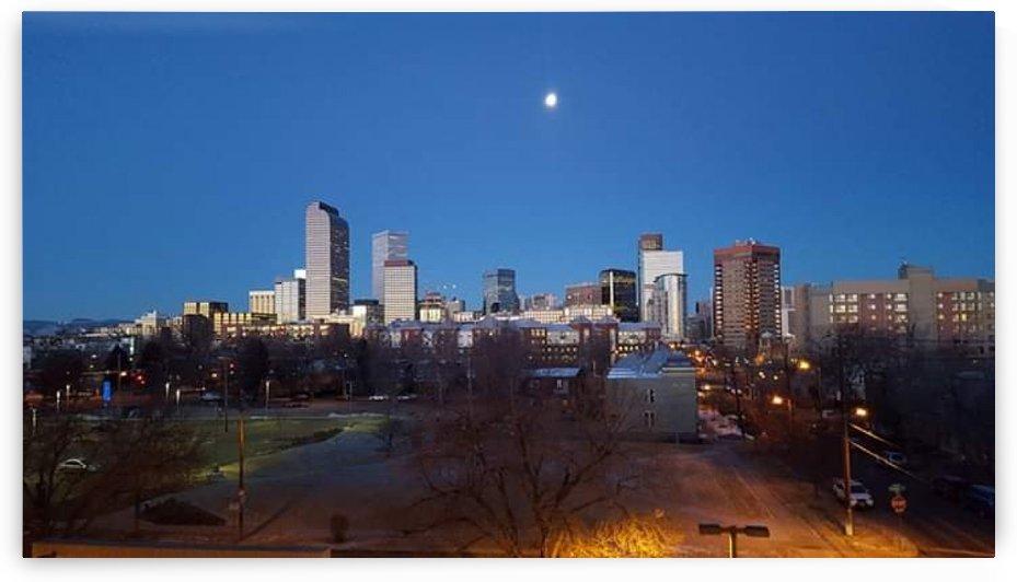 Denver Colorado by David Bernstein