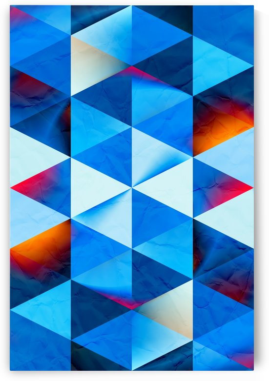 VIVID PATTERN VII by Art Design Works