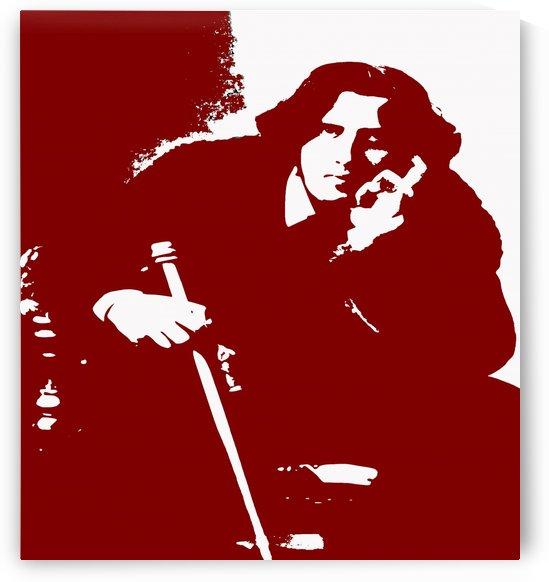 Oscar Wilde by Matthew Lacey