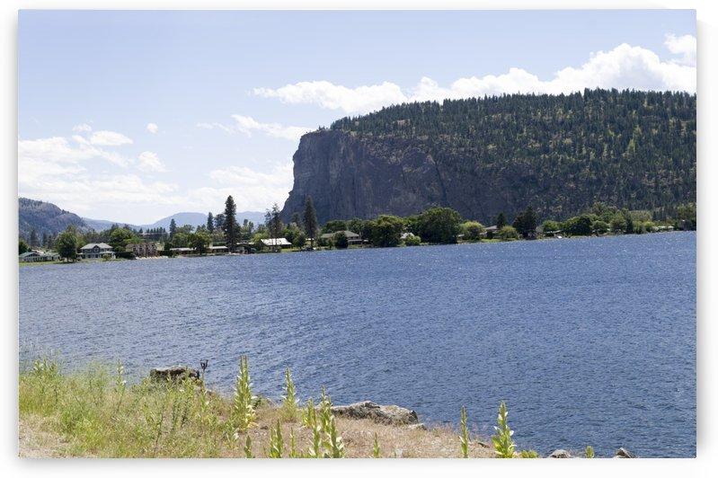Okanagan Lake 2 by Bob Corson