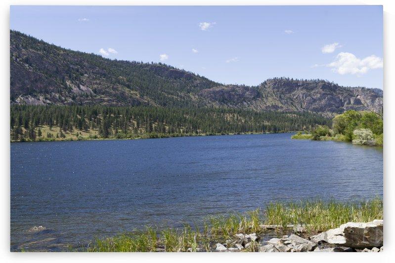 Okanagan Lake 1 by Bob Corson