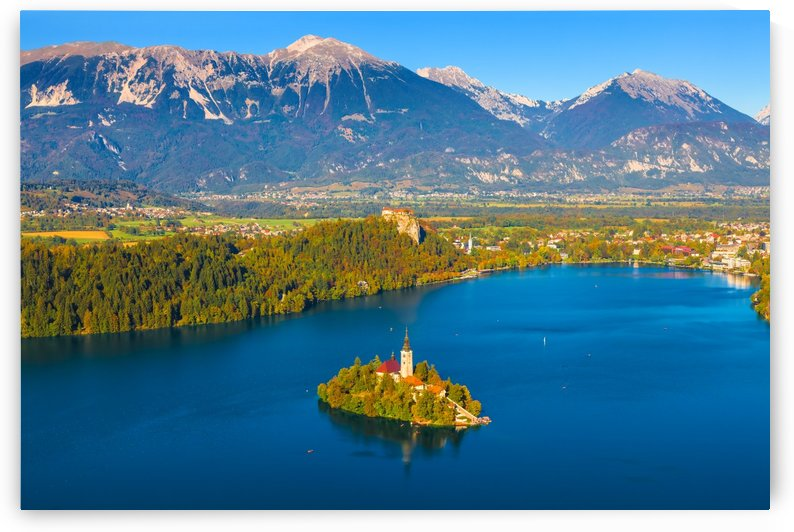 BLED 02 by Tom Uhlenberg