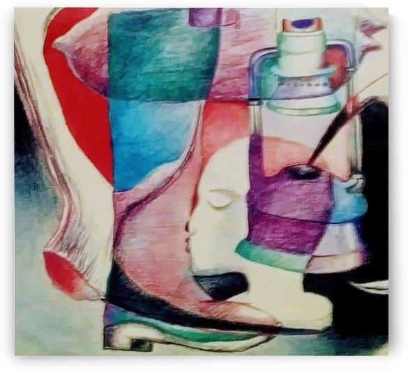 Abstract Mind by David Bernstein