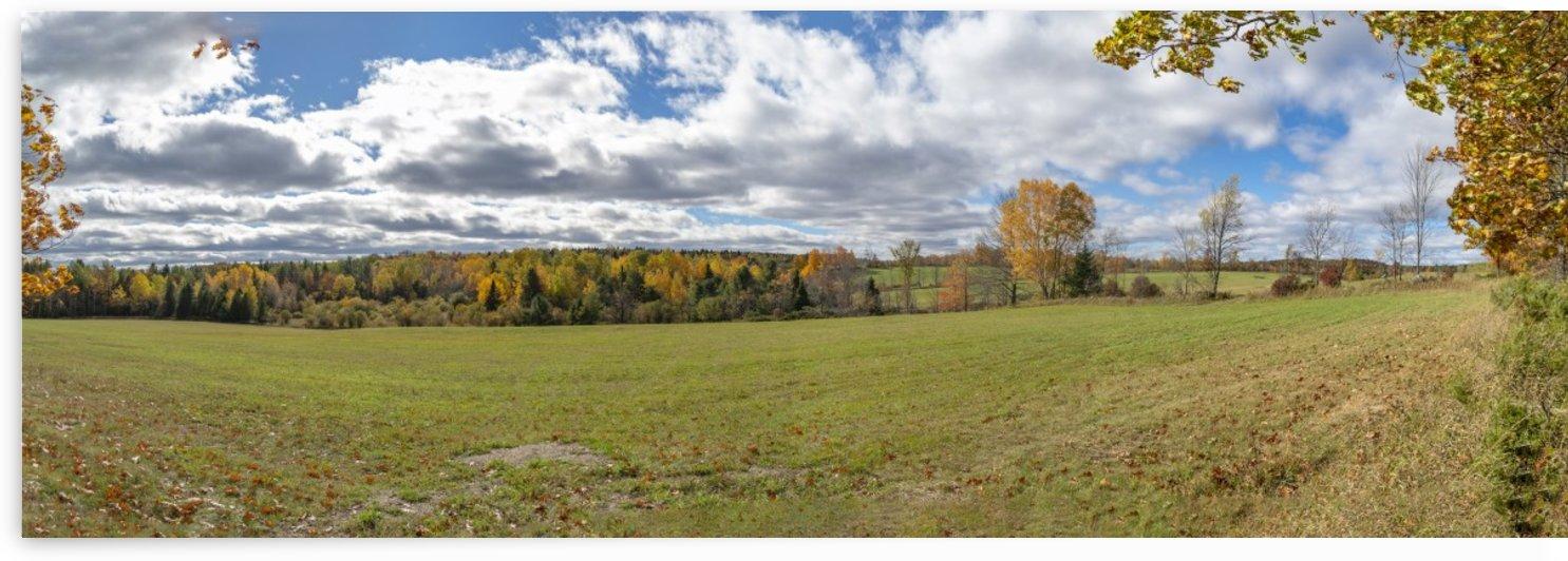 Renfrew County Panorama 1 by Bob Corson