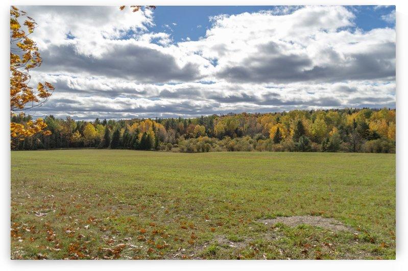 Renfrew County Autumn Scene 4 by Bob Corson