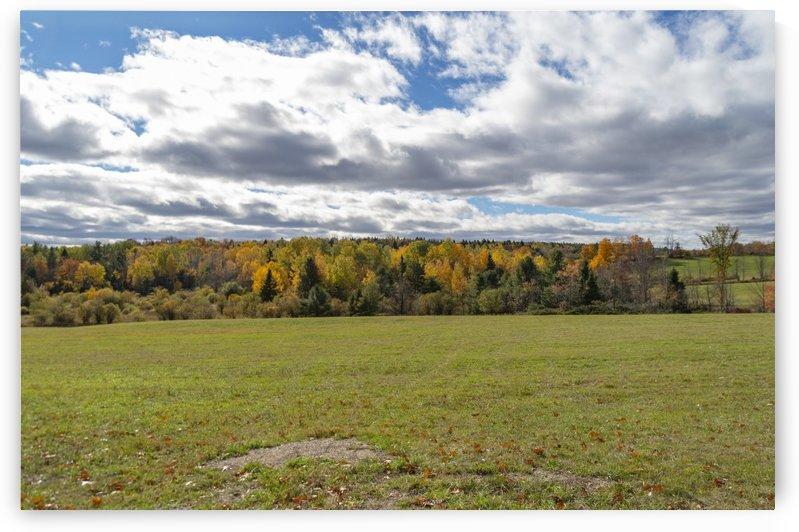 Renfrew County Autumn Scene 3 by Bob Corson