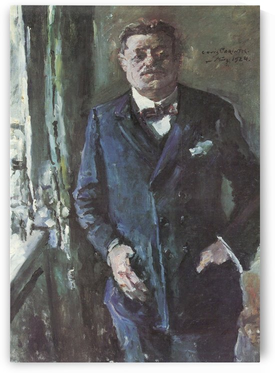 Corinth Ebert by Lovis Corinth
