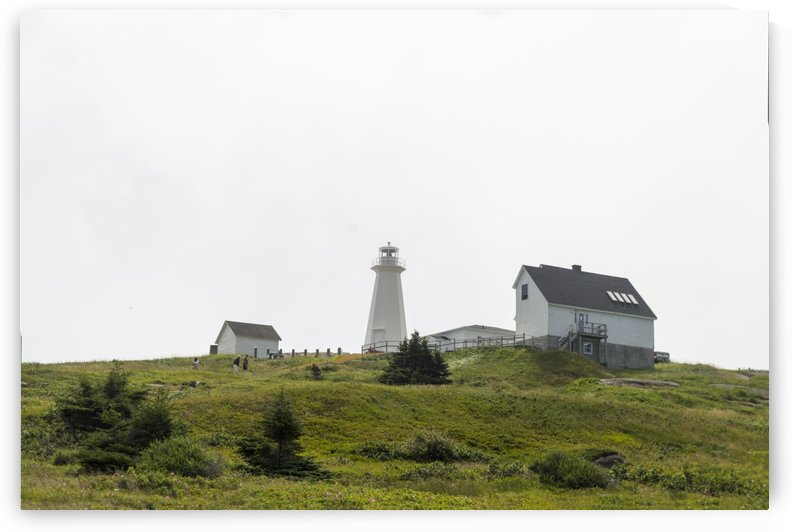 Cape Spear Lighthouse unmanned 1 by Bob Corson
