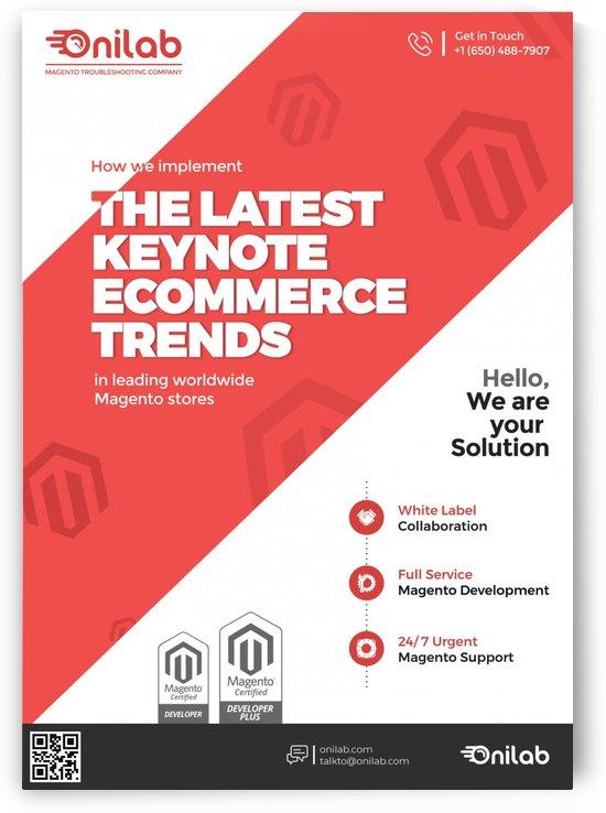 The Latest E-commerce Trends by Vladimir Polyakov